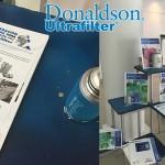 Donaldon Presente en la EXPOTEC
